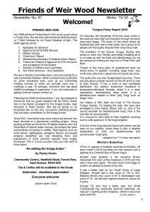 thumbnail of Newsletter 87 – Winter 2019